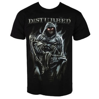 t-shirt metal men's Disturbed - LOST SOULS - LIVE NATION, LIVE NATION, Disturbed