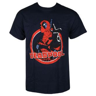 film t-shirt men's Deadpool - LOGO POINT - LIVE NATION, LIVE NATION