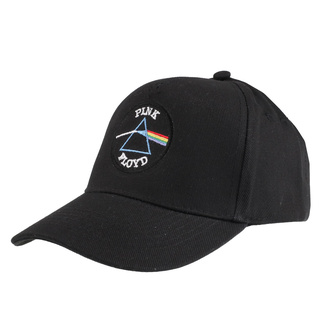 Cap PINK FLOYD - ROUND PATCH - BLACK - LIVE NATION - CB16815BSB