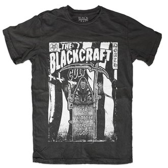 T-Shirt men's - BCC Comic Vol.2 - BLACK CRAFT - MT150CM