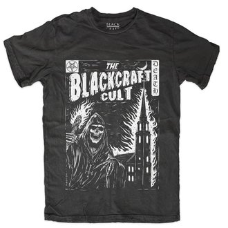 t-shirt men's - BCC Comic Vol.1 - BLACK CRAFT - MT136CM