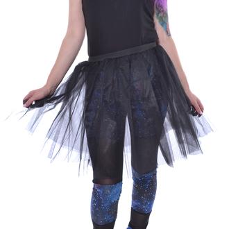 Skirt Women's Poizen Industries - COR MIDI TUTU - BLACK, POIZEN INDUSTRIES