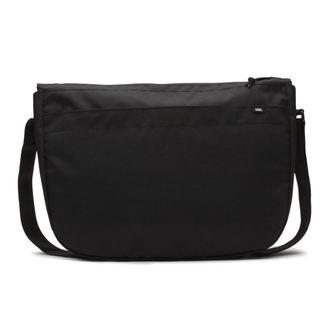 Bag (handbag) VANS - WM COURIER MESSENGER - Black, VANS