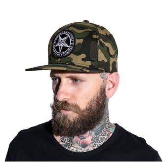 Cap BLACK CRAFT - Believe In Yourself - Camo, BLACK CRAFT