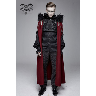 Men's coat (throw over cape) DEVIL FASHION, DEVIL FASHION
