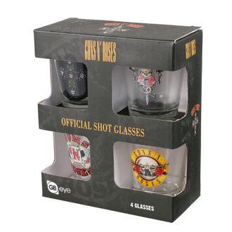 Shots (set) Guns N' Roses - GB posters, GB posters, Guns N' Roses