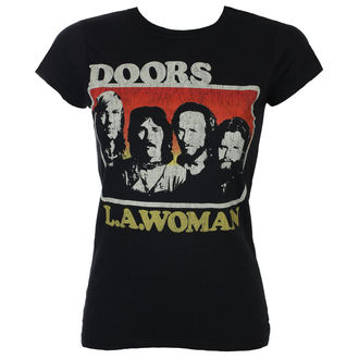 t-shirt metal women's Doors - LA Woman - ROCK OFF, ROCK OFF, Doors