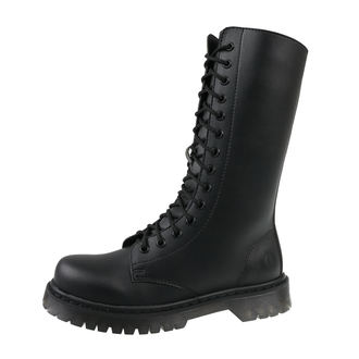 leather boots unisex - Black - ALTERCORE - 652