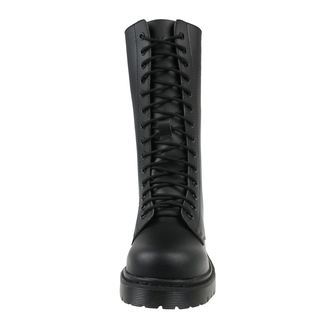 leather boots unisex - Black - ALTERCORE, ALTERCORE
