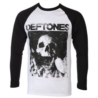 t-shirt metal men's Deftones - SKULL - PLASTIC HEAD, PLASTIC HEAD, Deftones