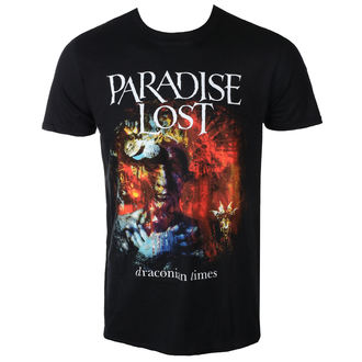 t-shirt metal men's Paradise Lost - DRACONIAN TIMES - PLASTIC HEAD - PH10795