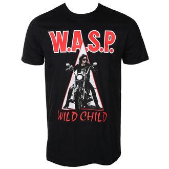 t-shirt metal men's W.A.S.P. - WILD CHILD - PLASTIC HEAD, PLASTIC HEAD, W.A.S.P.