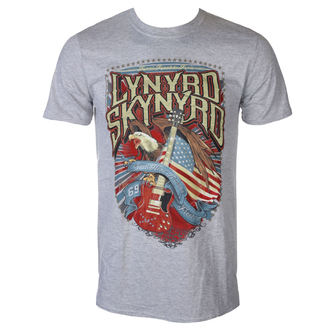 t-shirt metal men's Lynyrd Skynyrd - SWEET HOME ALABAMA - PLASTIC HEAD, PLASTIC HEAD, Lynyrd Skynyrd