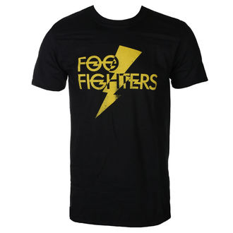 t-shirt metal men's Foo Fighters - LIGHTNING STRIKE - PLASTIC HEAD, PLASTIC HEAD, Foo Fighters