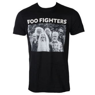 t-shirt metal men's Foo Fighters - OLD BAND - PLASTIC HEAD, PLASTIC HEAD, Foo Fighters