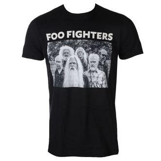 Metal T-Shirt men's Foo Fighters - OLD BAND - PLASTIC HEAD - RTFFI108