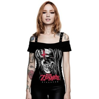t-shirt women's Rob Zombie - Rob Zombie - KILLSTAR, KILLSTAR, Rob Zombie