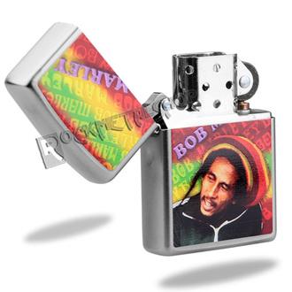 Lighter ZIPPO - BOB MARLEY - NO. 1, ZIPPO, Bob Marley