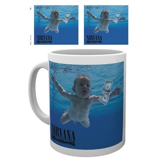 cup Nirvana - Nevermind, GB posters, Nirvana