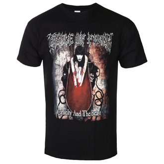 t-shirt metal men's Cradle of Filth - CRUELTY AND THE BEAST - PLASTIC HEAD - PH11562