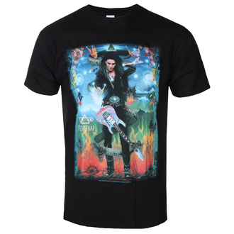t-shirt metal men's Steve Vai - PASSION AND WARFARE - PLASTIC HEAD - PH11402