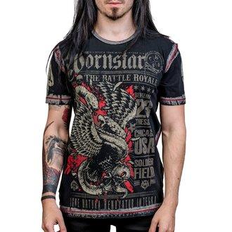 t-shirt hardcore men's - Battle Royale - WORNSTAR, WORNSTAR
