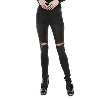 Pants Women's (jeans) PUNK RAVE - washed out, PUNK RAVE
