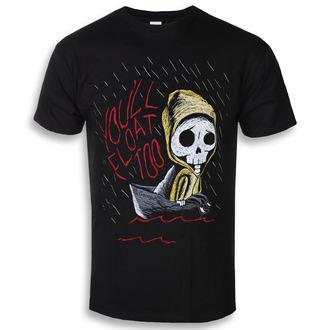 t-shirt hardcore men's - SS GEORGIE - GRIMM DESIGNS, GRIMM DESIGNS