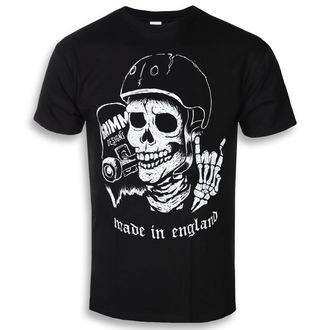 t-shirt hardcore men's - SKATE / DIE - GRIMM DESIGNS, GRIMM DESIGNS