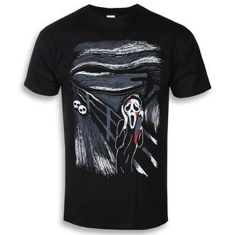 t-shirt men GRIMM DESIGNS - THE SCREAM, GRIMM DESIGNS