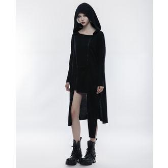 hoodie women's - Black Chaos - PUNK RAVE, PUNK RAVE