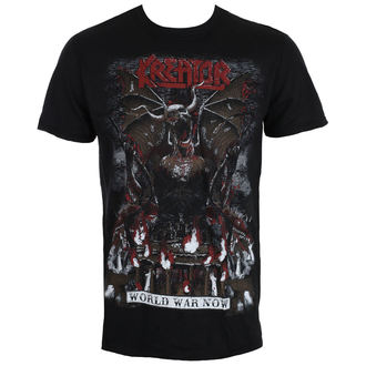 t-shirt metal men's Kreator - World war now - NUCLEAR BLAST, NUCLEAR BLAST, Kreator