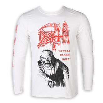 t-shirt metal men's Death - SCREAM BLOODY GORE - PLASTIC HEAD - KU051