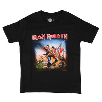 t-shirt metal men's Iron Maiden - Trooper - Metal-Kids - 544-25-8-999