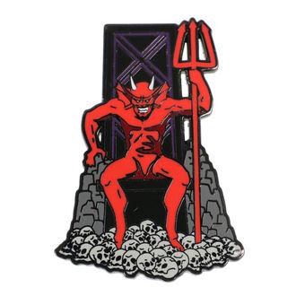 Tack Iron Maiden - Legacy of the Beast - The Beast, Iron Maiden