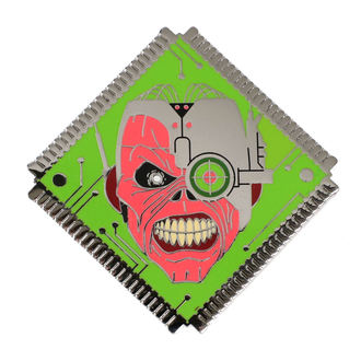 Tack Iron Maiden - Legacy of the Beast - Eddie, Iron Maiden