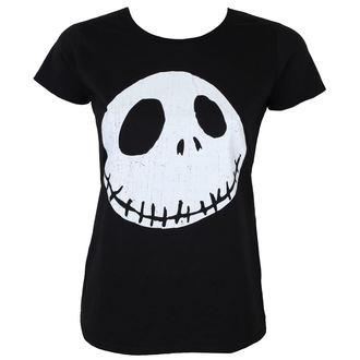 film t-shirt women's Nightmare Before Christmas - CRACKED FACE - PLASTIC HEAD, PLASTIC HEAD