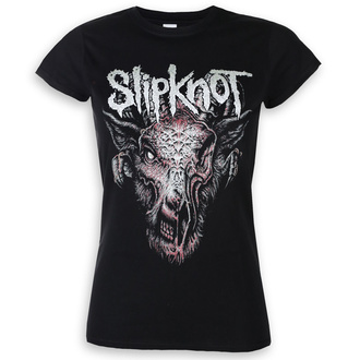 t-shirt metal women's Slipknot - Infected Goat - ROCK OFF - SKTS41LB