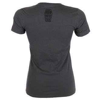 t-shirt hardcore women's - Ripped Apart - Akumu Ink, Akumu Ink