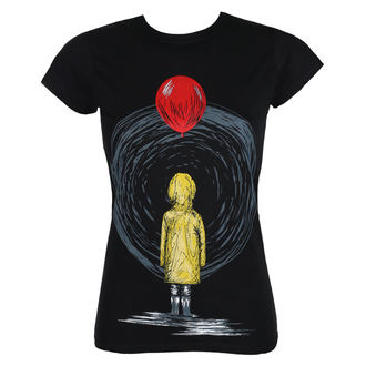 t-shirt hardcore women's - THE TUNNEL - GRIMM DESIGNS, GRIMM DESIGNS