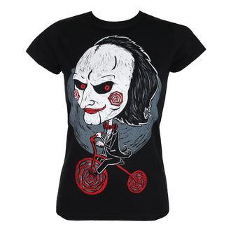 t-shirt hardcore women's - BILLY THE BIKER - GRIMM DESIGNS, GRIMM DESIGNS