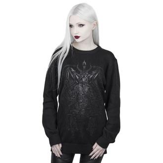 Women's sweater KILLSTAR - Dark Prince Knit - BLACK - KSRA001604