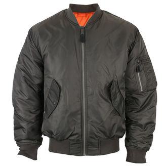 winter jacket - MA1 - BRANDIT