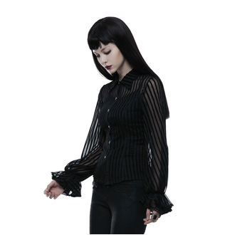 t-shirt gothic and punk men's - Temptress - PUNK RAVE - WY-823/BK