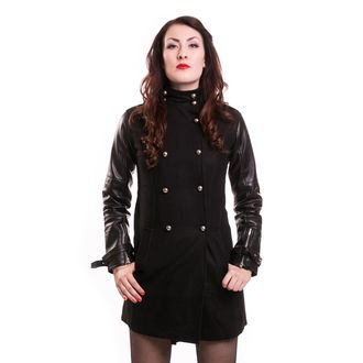 Coat women's VIXXSIN - DAY AFTER TOMORROW - BLACK, VIXXSIN