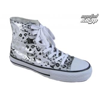 high sneakers women's Misfits - DRAVEN, DRAVEN, Misfits