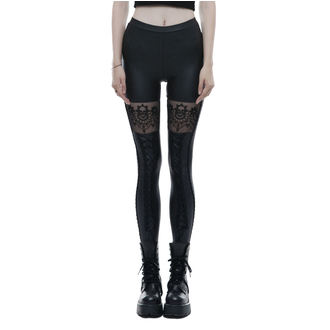Women's Leggings PUNK RAVE - Dia de los Muertos, PUNK RAVE