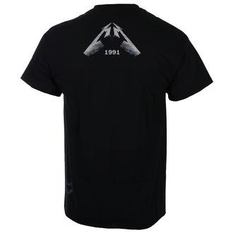 t-shirt metal Metallica - Black Album Faded - NNM, NNM, Metallica