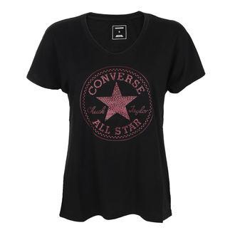 t-shirt street women's - Dot Camo CP Fill - CONVERSE, CONVERSE