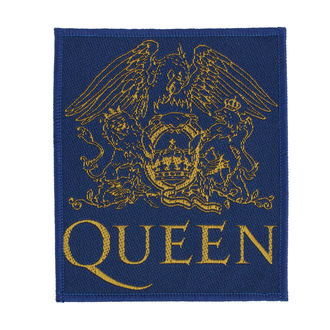Patch Queen - Crest - RAZAMATAZ, RAZAMATAZ, Queen